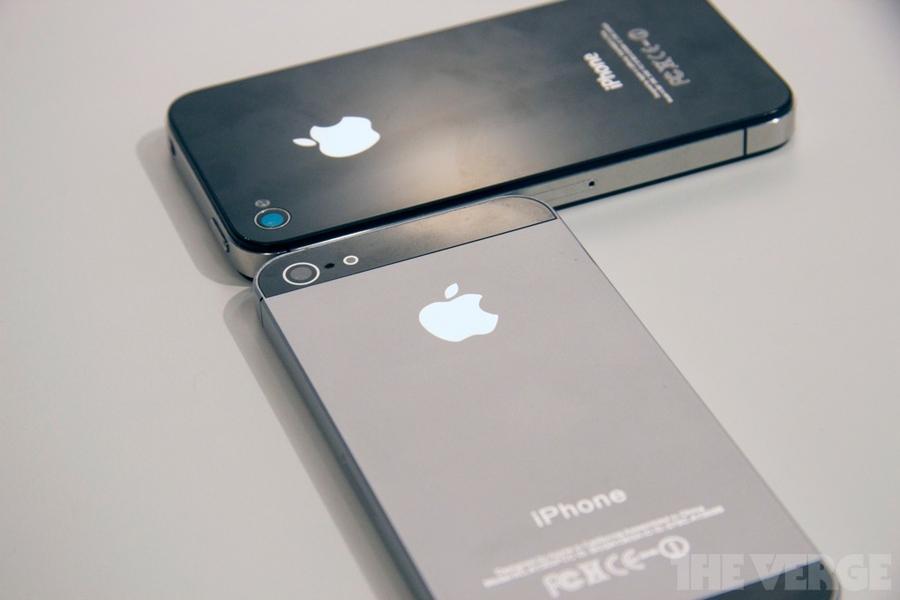 iPhone 5 - Maquete
