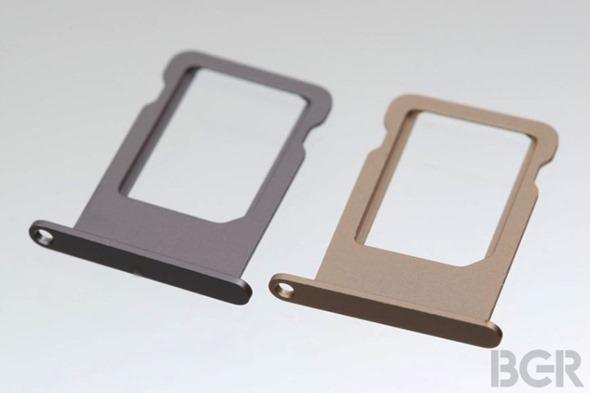 Componentes iPhone 5S