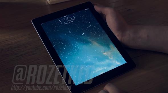 iOS 7 - iPad