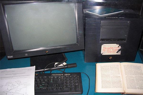 Primeiro servidor Web