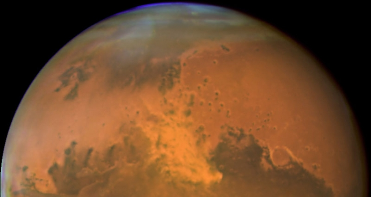 Marte/Curiosity